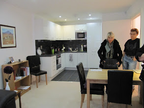 Photo: Dining room and kitchen, faculty flat # 2