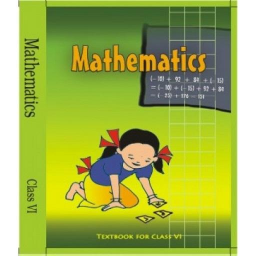 CLASS VI MATHEMATICS TEXTBOOK