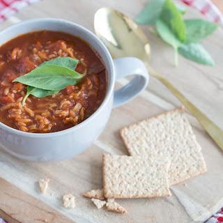 Lentil Carrot Soup.