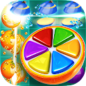 Fruit Land – A aventura match3 icon