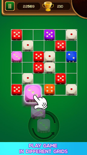 Dice Magic - Merge Puzzleud83cudfb2 1.1.8 screenshots 14