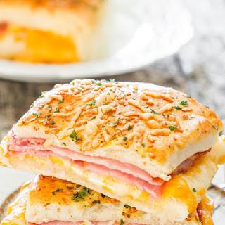Ham and Cheese Pockets Recipe
