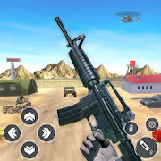 Army Commando Gun Game : Gun Shooting Games