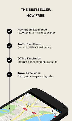 GPS Navigation & Maps - Scout  screenshots 1