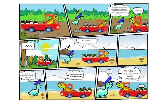 Dino Comics