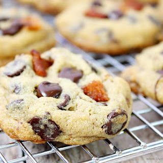 Maple Bacon Chocolate Chip Cookies Recipe