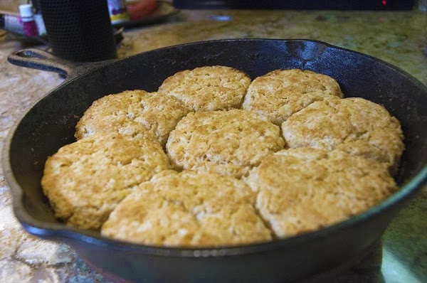Leave them in the skillet, and have your guests grab one or two. These...