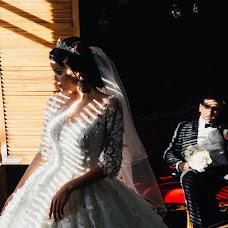 Wedding photographer Ulyana Fedorchenko (Fedorchenko92). Photo of 10.10.2017