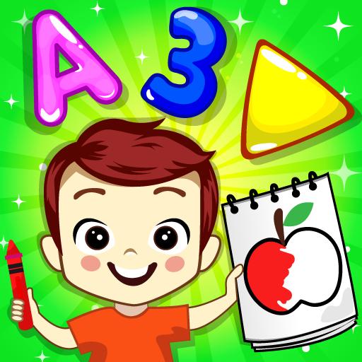 Kids Preschool Learning Games - 100 Toddler games