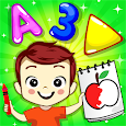 Kids Preschool Learning Games - 100 Toddler games apk