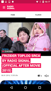 Radio Signal -To je taj osećaj- screenshot thumbnail