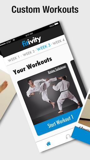 Karate Training screenshots 2