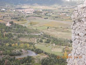 Photo: Caudies depuis Castel Fizel