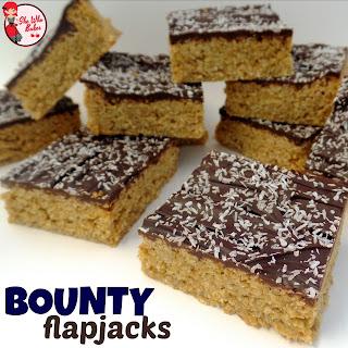 Bounty Flapjacks Recipe