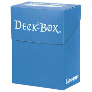 Deck Box (many colours)