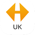 NAVIGON UK icon