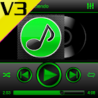 PIEL PLAYERPRO V3 VERDE ELEGAN icon