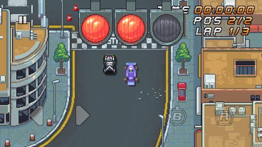 Super Arcade Racing screenshots 1