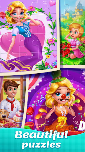 Candy Sweet Legend - Match 3 Puzzle 3.3.5009 screenshots 4