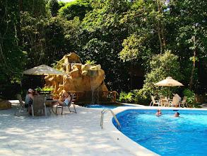 Photo: #009-La piscine du Pachira Lodge à Tortuguero