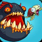 Eatme.io:お腹をすかせたお魚の楽しいゲーム icon