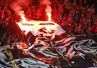 Le superbe projet des supporters de l'Antwerp et de Courtrai pour le match de ce vendredi soir