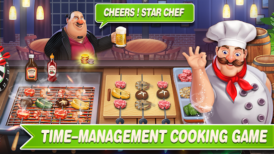 Happy Cooking: Chef Fever v 1 08 APK + Hack MOD (Free