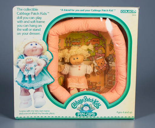 Doll:Cabbage Patch Kids Pin-Up