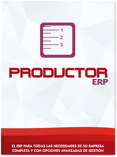 PRODUCTOR erp