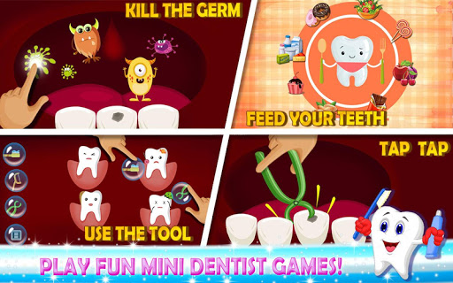 My Dentist Dental Clinic Teeth Doctor Dentist Game 1.0 screenshots 8
