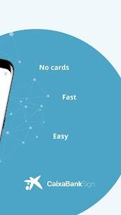 CaixaBank Sign – Digital Coordinate Card 7