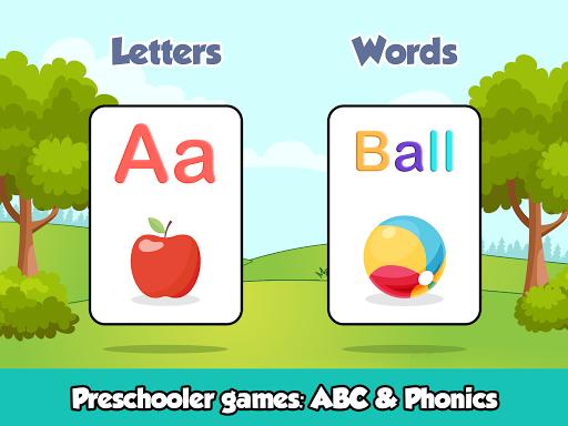 ABC Games - Letter Learning for Preschool Kids screenshots 11