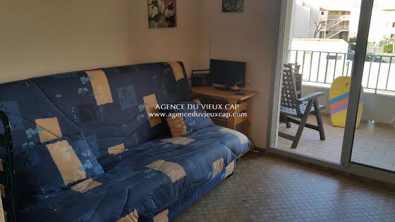 Vente appartement 2 pièces 26,62 m2