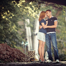 Wedding photographer Andrey Anikin (step-volga). Photo of 12.10.2013