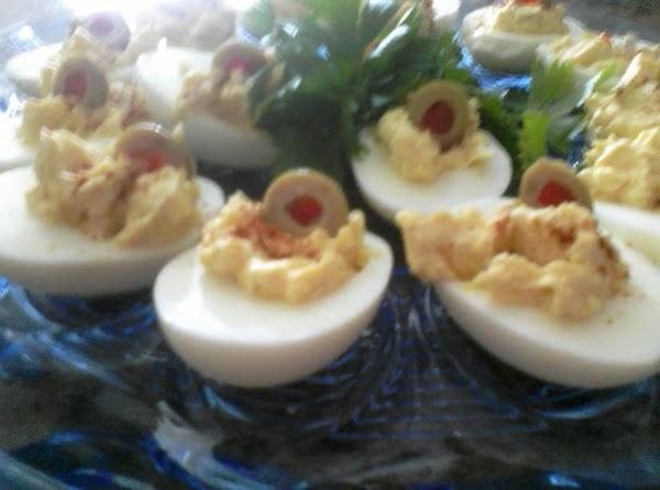 Deviled Eggs 101 Simplified Recipe