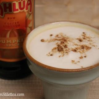 Kahlúa Pumpkin Spice Latte