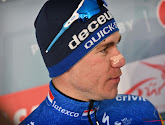 Jakobsen ging Granigan goede moed wensen na diens zware val in Ronde van Turkije