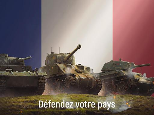 Grand Tanks: Guerre de Tank APK MOD – Pièces de Monnaie Illimitées (Astuce) screenshots hack proof 2