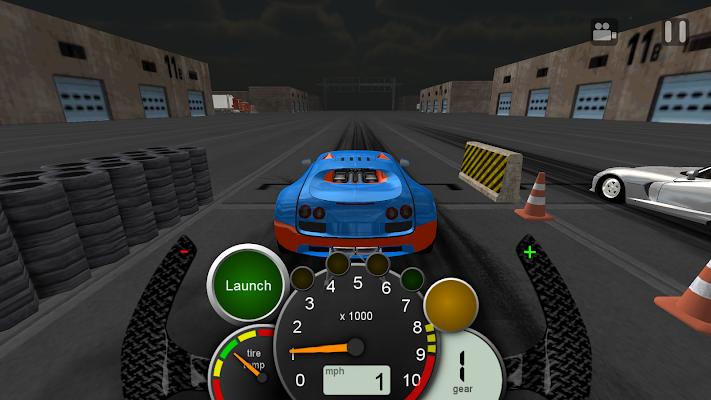 Exotics Drag Racing v1.0.8 (Mod Money)
