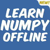 Learn NumPy Offline