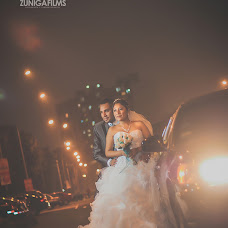 Wedding photographer Hugo Zúñiga (hugoziga). Photo of 20.04.2015