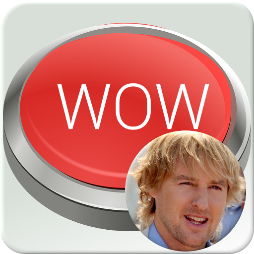 Owen Wilson WOW Soundboard Buttons and widget