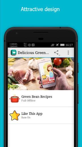 Delicious Green Bean Recipes 1.0 screenshots 1