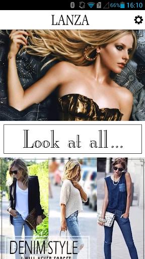 レディースファッションのセレクトショップ通販 LANZA