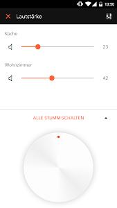 Raumfeld Controller screenshot 2