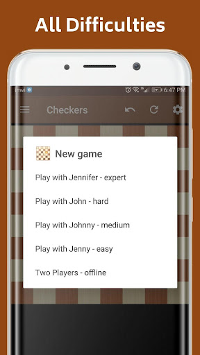 Checkers - Damas 3.2.5 15