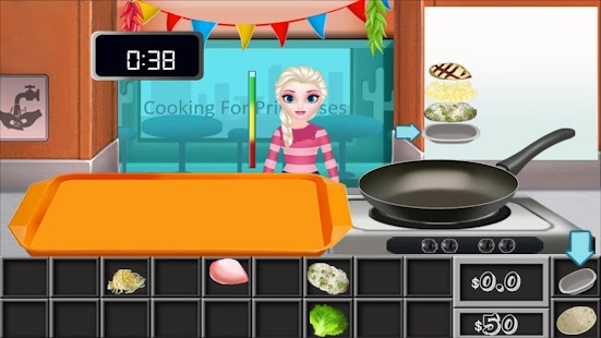 Dash For Cooking  Game - náhled