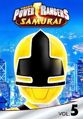 Power Rangers Samurai: The Ultimate Duel Vol. 5
