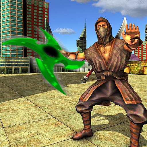 Ultimate Fidget Ninja : Strange Spinner Hero Fight (game)