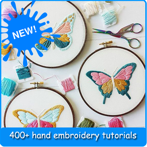 App Insights Hand Embroidery Step By Step Apptopia